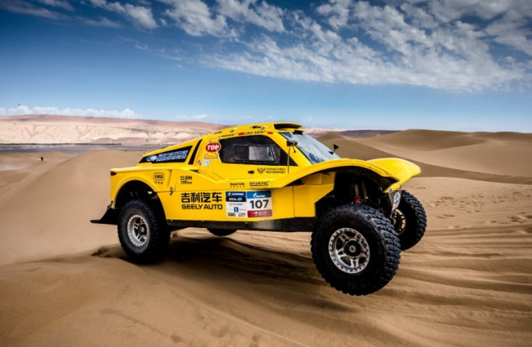 Geely Dakar 2019