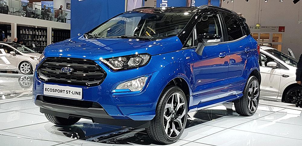 Ford Ecosport Changan