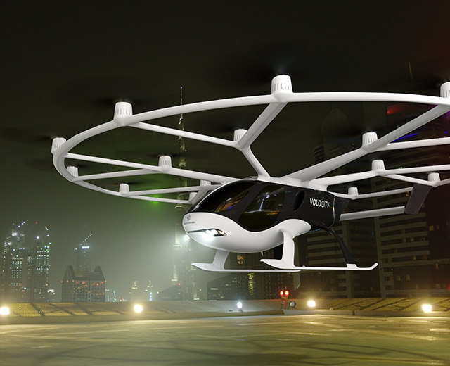 Volocopter geely
