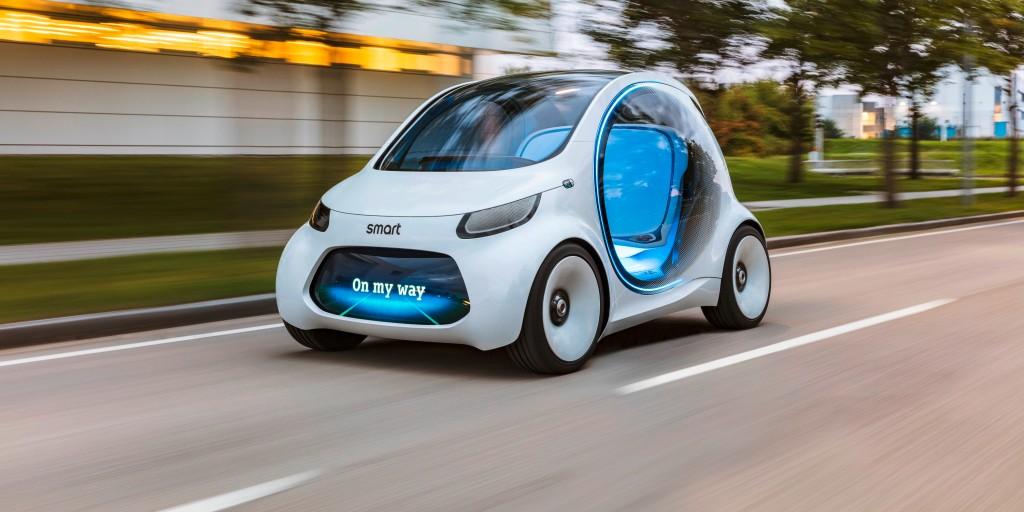 Los futuros Smart de Geely se inspiran en Mini